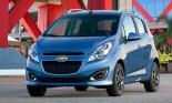 Chevrolet công bố mức tiêu thụ nhiên liệu của Spark 2013