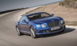 Bentley Continental GT Speed 2013 - chiếc coupe siêu sang
