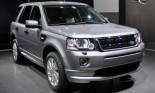 Land Rover Freelander 2013 chính thức lộ diện