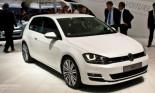 Volkswagen Golf thế hệ thứ 7 ra mắt tại Paris