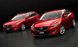 Mazda6 có thêm bản coupe