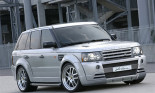 Land Rover sẽ cho ra mắt Range Rover Sport R-S