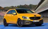 Mercedes-Benz tung ảnh chính thức của A 45 AMG 2013