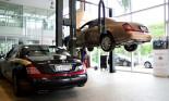 Tại Việt Nam, Mercedes-Benz Maybach sẽ được chăm sóc đặc biệt