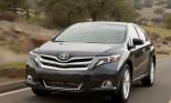 Toyota lần đầu tiên xuất khẩu Venza