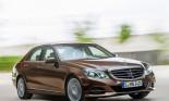 Mercedes-Benz E-Classs 2014 lộ diện trước triển lãm Detroit