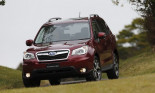Subaru Forester 2014 chưa bán ra đã cháy hàng