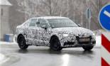 Audi A3 Sedan lần đầu chạy thử nghiệm