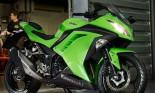 Kawasaki Ninja 300 ra mắt tại Ấn Độ