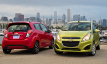 Chevrolet Spark 2014 sẽ tiết kiệm nhiên liệu hơn
