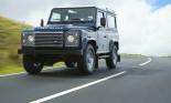 Land Rover ngưng sản xuất Defender vào năm 2015