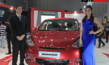 VMS 2013: Mitsubishi Mirage ra mắt tại Vietnam Motor Show 2013