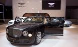 Bentley Mulsanne Shaheen dành riêng cho thị trường Trung Đông