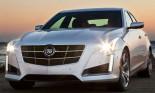 Cadillac CTS thắng giải xe của năm