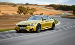 BMW M3 và M4 lộ diện trước ngày ra mắt