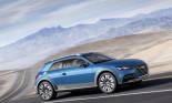 Allroad shooting brake bản xem trước của Audi TT