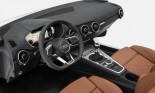 Audi TT Coupe tiết lộ nội thất cực hiện đại