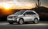 Lexus nâng cấp RX 350 và 450h