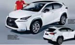 NX Concept: SUV hoàn toàn mới của Lexus