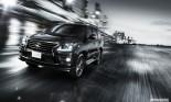 Lexus trang bị bộ tăng áp cho LX 570