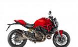 Ducati Monster 821 ra mắt, giá từ 11.000 USD
