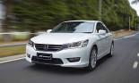 Honda Việt Nam sắp trình làng Accord thế hệ mới