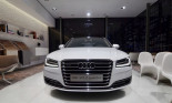 Cuối tuần này, Audi Việt Nam ra mắt A8 đèn pha ma trận