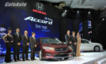 Honda Việt Nam chính thức trình làng Accord hoàn toàn mới