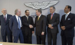 Daimler - Mercedes mở rộng cổ phần tại Aston Martin