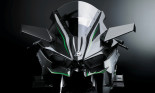 Lộ diện Kawasaki Ninja H2R: cỗ máy siêu nạp 300 mã lực