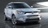 SsangYong ra mắt crossover mới cạnh tranh Nissan Juke và Honda HR-V