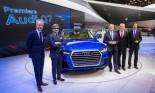 Detroit Auto Show 2015: Audi ra mắt Q7 thế hệ thứ 2