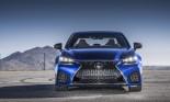 Detroit Auto Show 2015: Lexus ra mắt GS F thế hệ mới
