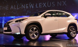 Sau Thái Lan, Lexus NX cập bến Malaysia