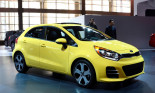 Chicago Auto Show 2015: Kia tiết lộ bản nâng cấp Rio 2016