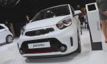 Geneva Motor Show 2015: Kia Morning 2015 trẻ trung và tiện nghi hơn