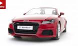 Audi TT Roadster khoe dáng khiêu khích người dùng