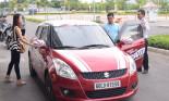 Suzuki tổ chức trưng bày lái thử Swift và Ertiga tại Sài Gòn