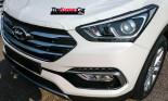 Cận cảnh Hyundai SantaFe 2016 sắp ra mắt