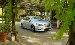 Subaru báo giá Outback và Legacy đời 2016