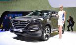 Hyundai Tucson 2016 được bán ra từ tháng 9 tới