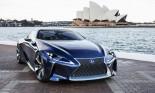 Lexus LS và LC hoàn toàn mới chuẩn bị ra mắt vào tháng 10
