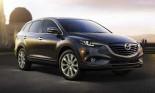 Mazda CX-9 2017 lần đầu lộ diện
