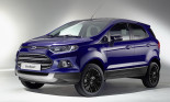 Ford EcoSport 2016 có thêm tùy chọn hộp số ly hợp kép
