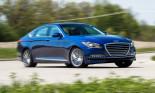 Hyundai Genesis 2018 được trang bị động cơ tăng áp kép