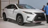 Lexus ra mắt RX phiên bản mới tại GIIAS 2015
