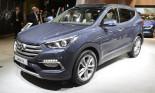 Frankfurt 2015: Hyundai SantaFe 2016 ra mắt