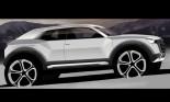 Audi Q2 sẽ ra mắt ở Geneva Motor Show 2016