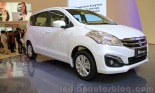 Suzuki Ertiga facelift ra mắt vào tháng 10 tới