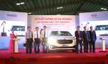 Thaco xuất xưởng Kia Sedona và Mazda2